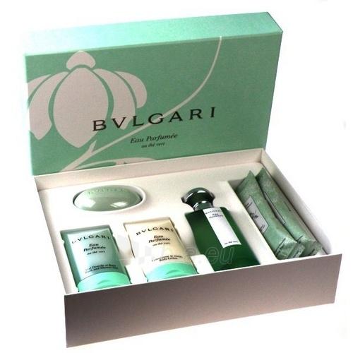 Odekolonas Bvlgari Eau Parfumée au Thé Vert cologne 75ml (rinkinys) Paveikslėlis 1 iš 1 250812000972