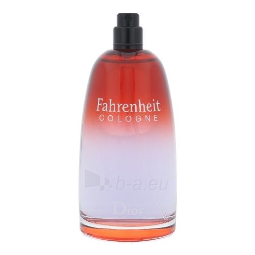 Odekolons Christian Dior Fahrenheit Cologne Cologne 125ml (testeris) Paveikslėlis 1 iš 1 310820039674