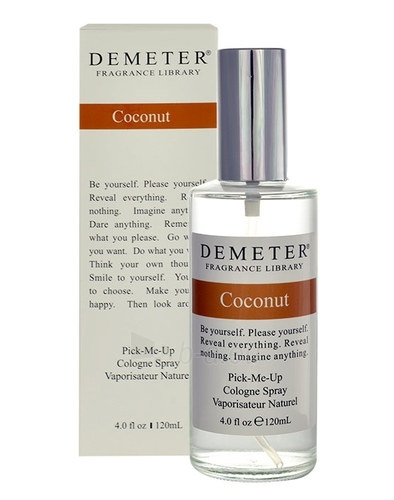 Odekolonas Demeter Coconut Cologne 120ml Paveikslėlis 1 iš 1 250811013596