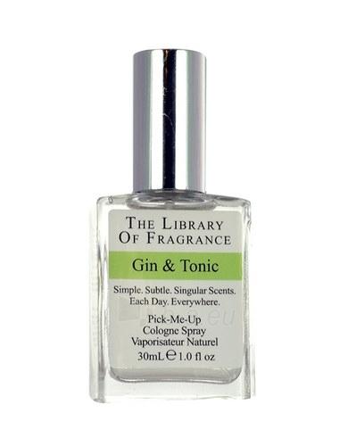 Odekolons Demeter Gin & Tonic Cologne 30ml Paveikslėlis 1 iš 1 250811014195