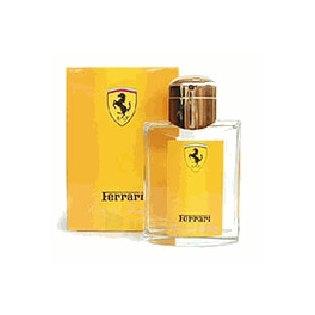 Odekolons Ferrari Yellow EDC 125ml Paveikslėlis 1 iš 1 250812000994