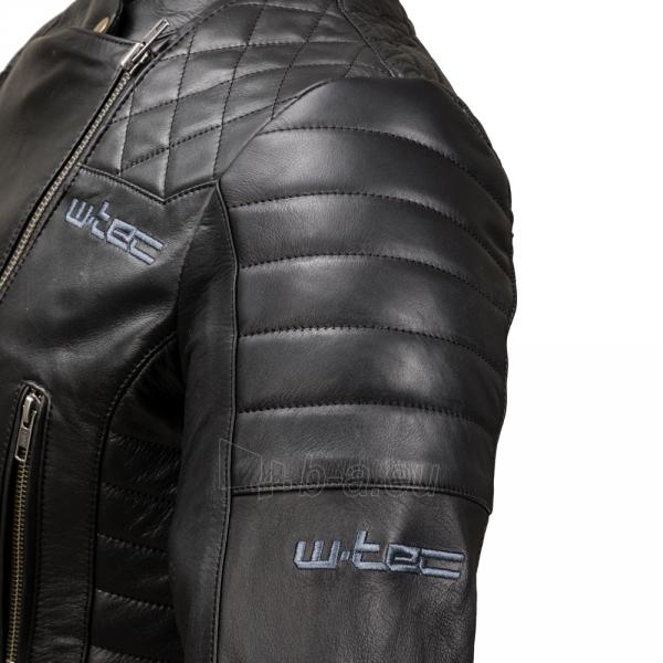 Odinė moteriška moto striukė su apsaugomis W-TEC Corallia Paveikslėlis 8 iš 10 310820218013