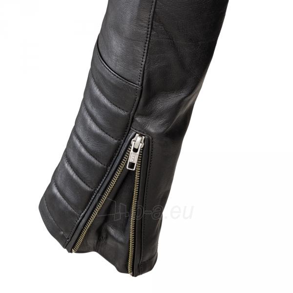 Odinė moteriška moto striukė su apsaugomis W-TEC Corallia Paveikslėlis 5 iš 10 310820218013