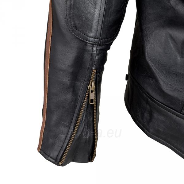 Odinė moteriška moto striukė su apsaugomis W-TEC Sheawen Lady Paveikslėlis 11 iš 11 310820218027