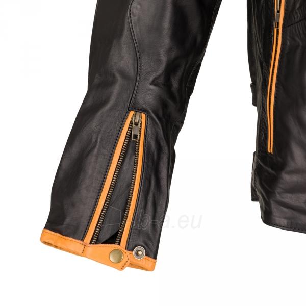 Odinė vyriška moto striukė su apsaugomis W-TEC Brenerro Paveikslėlis 11 iš 13 310820218014