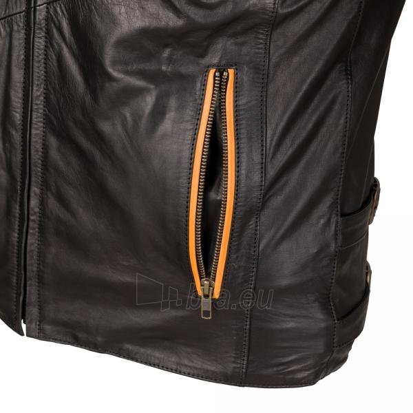 Odinė vyriška moto striukė su apsaugomis W-TEC Brenerro Paveikslėlis 8 iš 13 310820218014