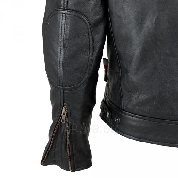 Odinė vyriška moto striukė su apsaugomis W-TEC Sheawen Paveikslėlis 13 iš 13 310820218028