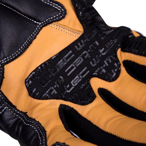 Odinės motociklininko pirštinės W-TEC Flanker B-6035 Paveikslėlis 6 iš 8 310820218049