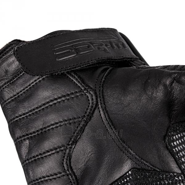 Odinės motociklininkų pirštinės W-TEC Brillanta Paveikslėlis 2 iš 5 310820218058