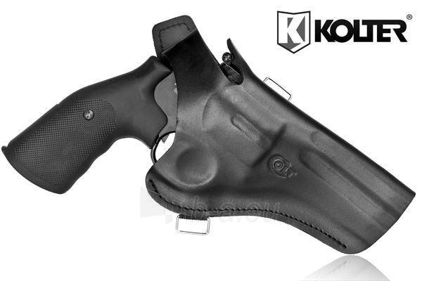 Odinis dėklas revolveriui 4,5'' Paveikslėlis 1 iš 1 251530700048