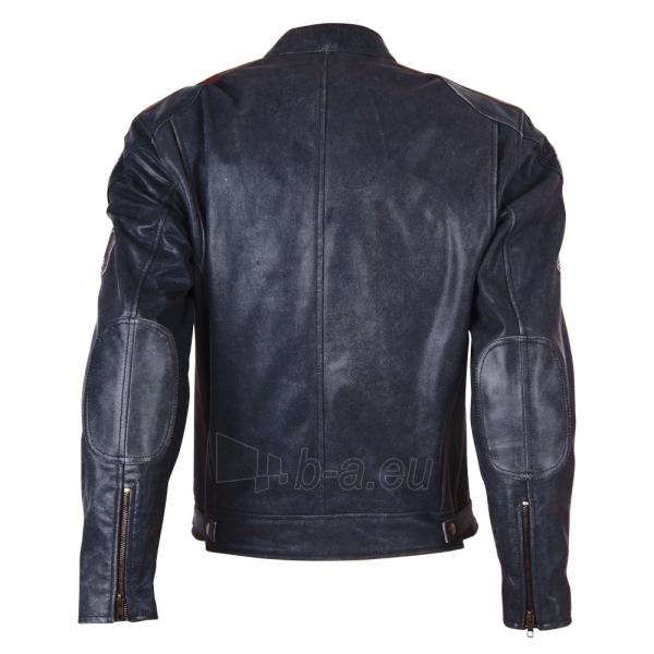 Odinis motociklininko striukė BOS 2058 Black Paveikslėlis 3 iš 12 310820083844