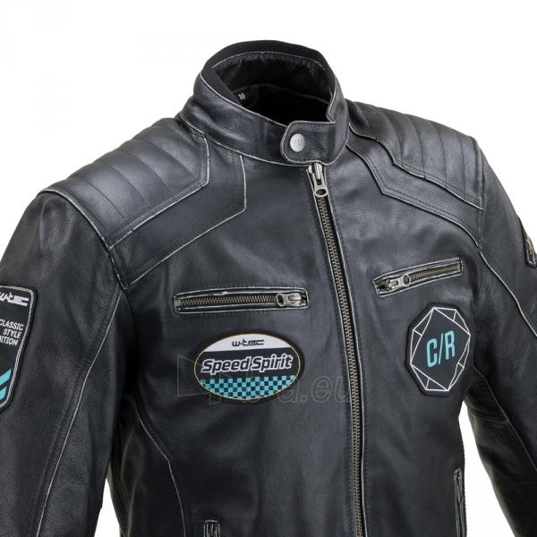 Odinis motociklininko švarkasW-TEC Losial Paveikslėlis 5 iš 11 310820218010