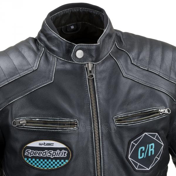 Odinis motociklininko švarkasW-TEC Losial Paveikslėlis 4 iš 11 310820218010