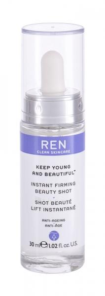 Odos serumas nuo raukšlių Ren Clean Skincare Keep Young And Beautiful Instant Firming Beauty Shot 30ml Paveikslėlis 1 iš 1 310820220163
