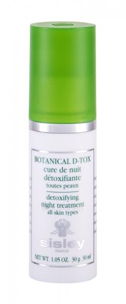 Odos serumas Sisley Botanical D-Tox Skin Serum 30ml Paveikslėlis 1 iš 1 310820174836
