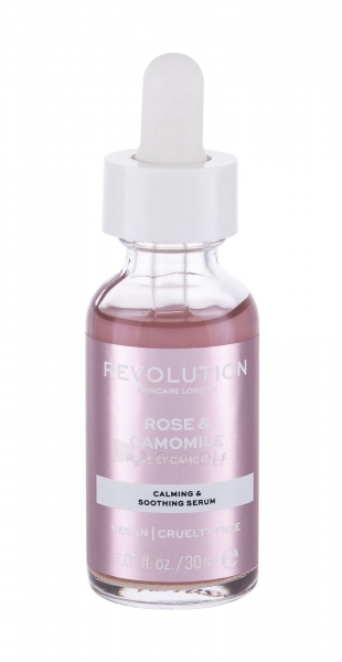 Odos serumas su rožėmis ir ramunėlėmmis Makeup Revolution London 30ml Paveikslėlis 1 iš 1 310820224185