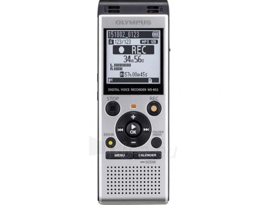 OLYMPUS WS-852 Skaitmeninis diktofonas Paveikslėlis 1 iš 5 310820038518