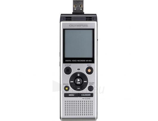 OLYMPUS WS-852 Skaitmeninis diktofonas Paveikslėlis 2 iš 5 310820038518