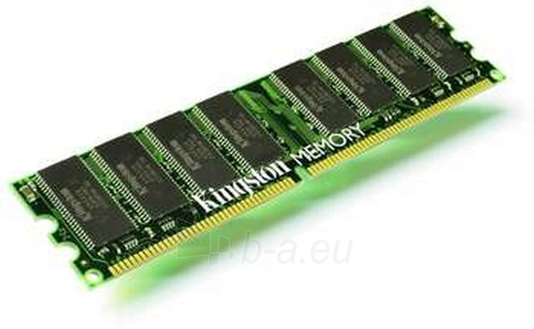 Oper.atmintis 4GB 400MHZ DDR2 ECC REG KIT DUAL RANK X8 Paveikslėlis 1 iš 1 250255110102