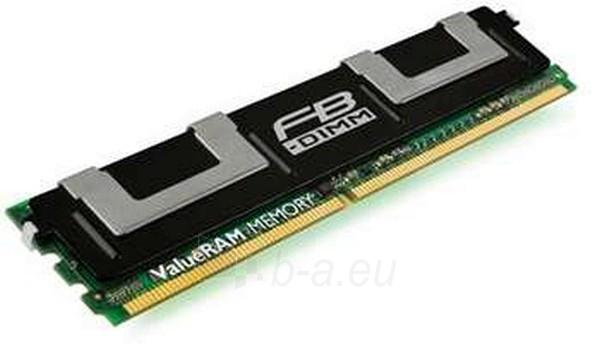 Oper.atmintis 4GB 667MHZ DDR2 ECC FBDIMM CL5 Paveikslėlis 1 iš 1 250255110173