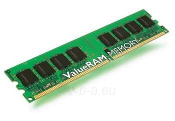 Oper.atmintis 4GB 800MHZ DDR2 ECC CL6 DIMM (KIT 2) Paveikslėlis 1 iš 1 250255110129