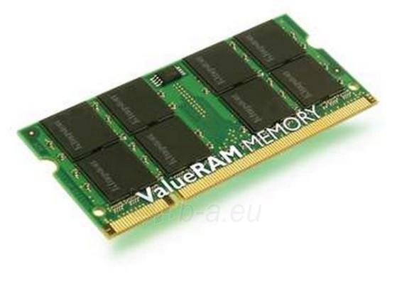 Oper.atmintis 4GB 800MHZ DDR2 NON-ECC CL6 SODIMM KIT2 Paveikslėlis 1 iš 1 250255110145