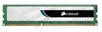 Oper.atmintis CORSAIR DDR3-1333 4GB DIMM UNBUFFERED Paveikslėlis 1 iš 1 250255110072