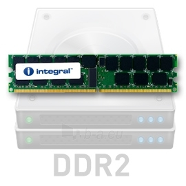Operatyvinė atmintis 2GB DDR2-667 ECC DIMM CL5 R2 FULLY BUFFERED 1.8V Paveikslėlis 1 iš 1 310820044166