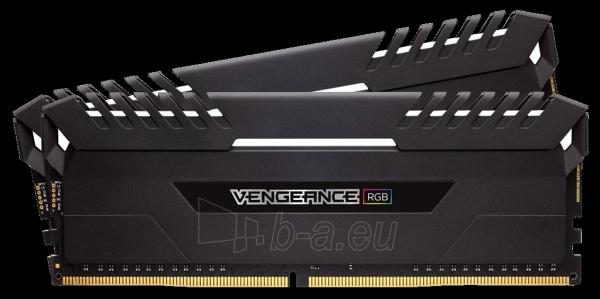 Operational memory Corsair Vengeance RGB Series 16GB (2x8GB