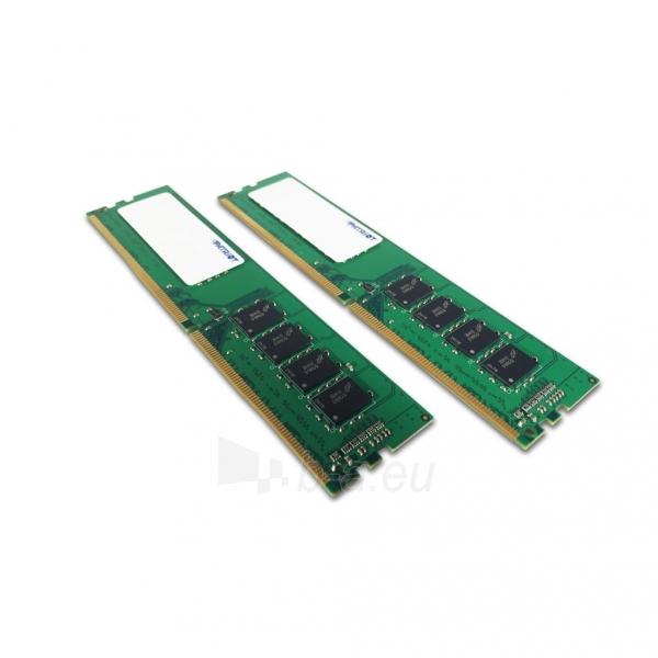 Operatyvinė atmintis Patriot Signature DDR4 2x4GB 2400MHz Paveikslėlis 2 iš 2 310820044170