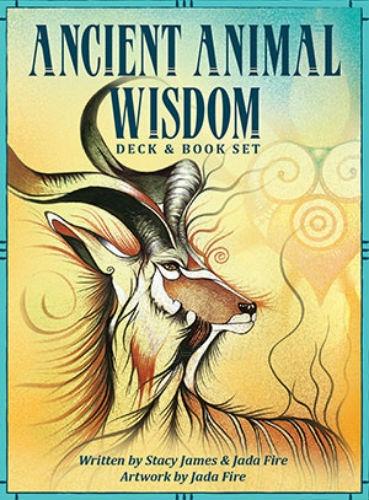 Oracle kortos Ancient Animal Wisdom Paveikslėlis 1 iš 13 310820142568