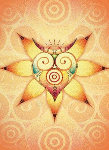 Oracle kortos Ancient Animal Wisdom Paveikslėlis 12 iš 13 310820142568