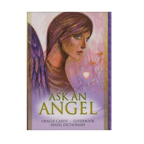 Oracle kortos Ask an Angel Paveikslėlis 5 iš 7 310820142678