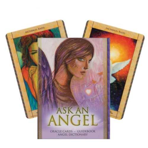 Oracle kortos Ask an Angel Paveikslėlis 7 iš 7 310820142678