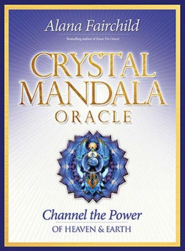 Oracle kortos Crystal Mandala Paveikslėlis 2 iš 9 310820142667