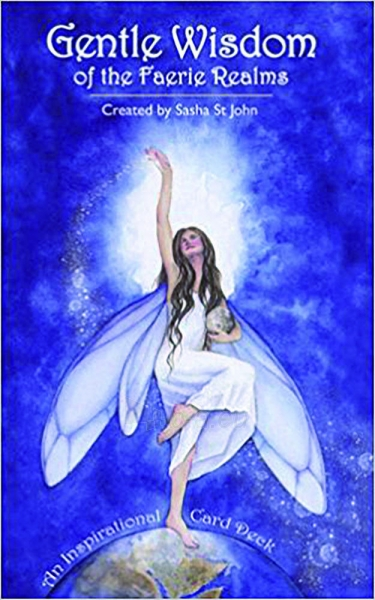 Oracle Kortos Gentle Wisdom of the Faerie Realms Paveikslėlis 3 iš 6 310820142734