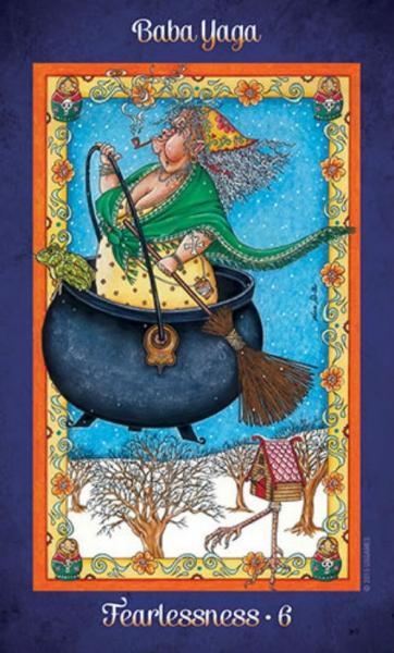 Oracle kortos Journey to the Goddess Realm Paveikslėlis 10 iš 12 310820142561