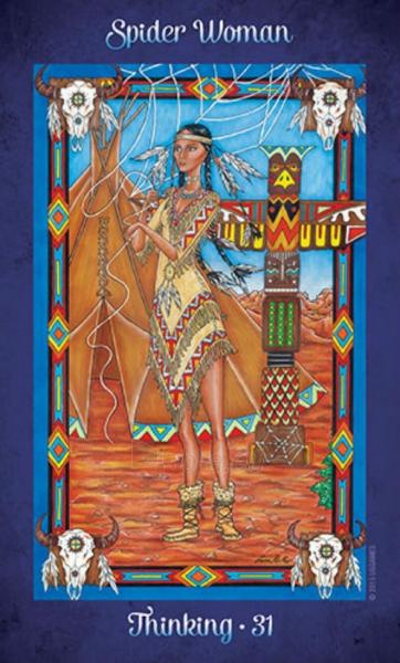 Oracle kortos Journey to the Goddess Realm Paveikslėlis 5 iš 12 310820142561