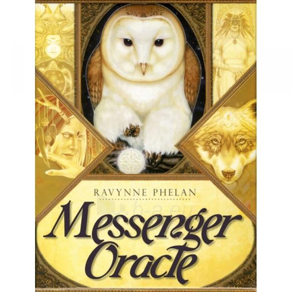 Oracle Kortos Messenger Paveikslėlis 6 iš 8 310820127377