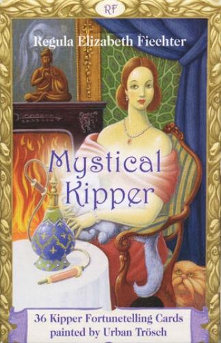 Oracle kortos Mystical Kipper Paveikslėlis 1 iš 10 310820142570