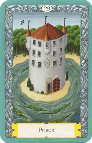Oracle kortos Mystical Kipper Paveikslėlis 8 iš 10 310820142570