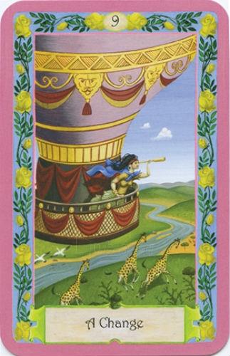 Oracle kortos Mystical Kipper Paveikslėlis 3 iš 10 310820142570