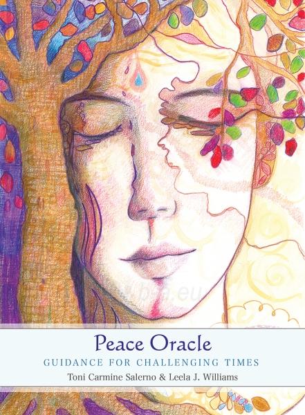 Oracle kortos Peace Paveikslėlis 1 iš 7 310820142694