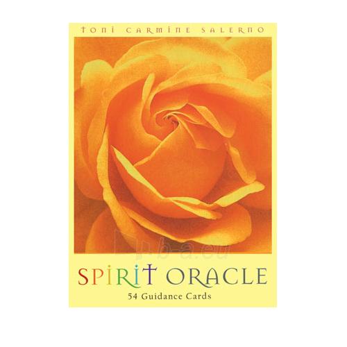 Oracle kortos Spirit Paveikslėlis 1 iš 9 310820142697