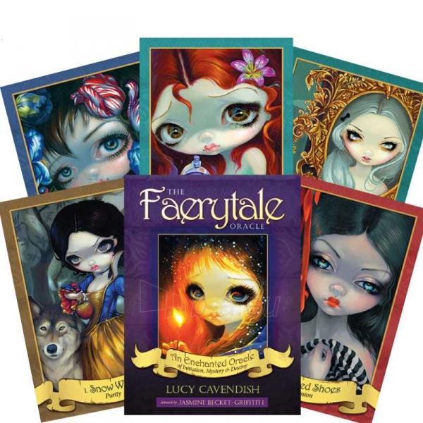 Oracle kortos The Faerytale Paveikslėlis 9 iš 9 310820142686