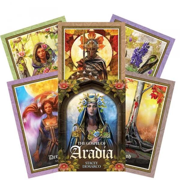 Oracle kortos The Gospel of Aradia Paveikslėlis 9 iš 9 310820142698