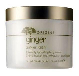 Origins Ginger Rush Body Cream Cosmetic 200ml Paveikslėlis 1 iš 1 250850200556
