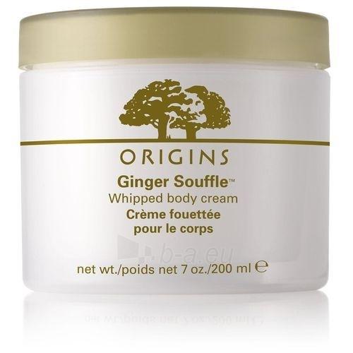 Origins Ginger Souffle Body Cream Cosmetic 200ml Paveikslėlis 1 iš 1 250850200703