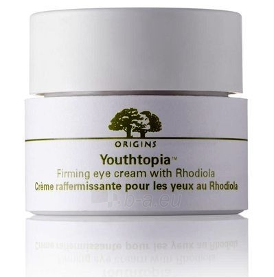Origins Youthtopia Eye Cream Cosmetic 15ml Paveikslėlis 1 iš 1 250840800283