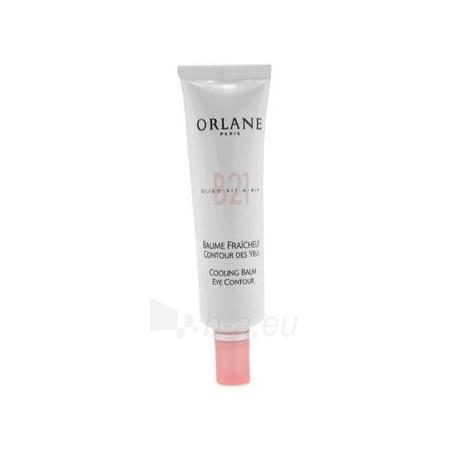 Orlane B21Cooling Balm Eye Contour Cosmetic 15ml (testeris) Paveikslėlis 1 iš 1 250840800370